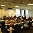 Peer Bearing, Kirby Risk meeting