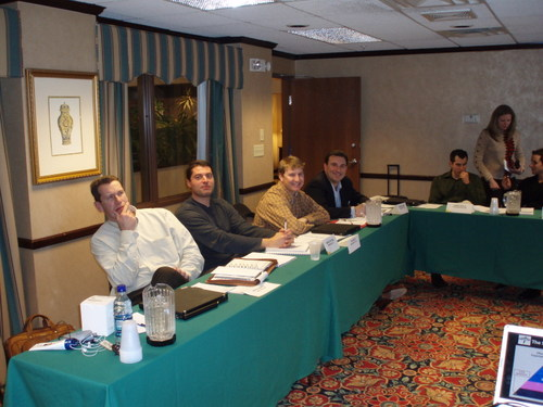 Medline New England Region, General Line Meeting