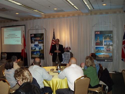 Meridian International Sales Meeting