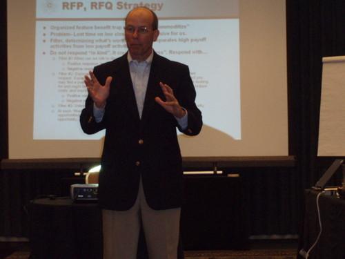 RFP, RFQ, RFI Strategy